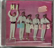 Miracles: Hi ...We Are The Miracles CD UUSI/NEW
