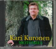 Kari Kuronen: Motomies CD-r single
